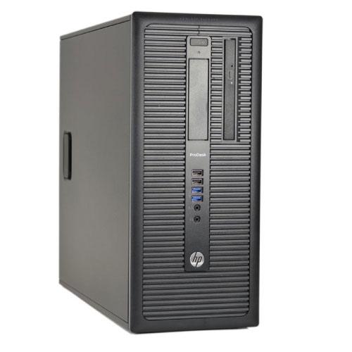 HP i5 4th Gen 8GB-New 500GB SSD-Tow-W10P