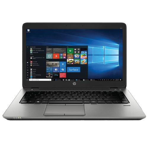 """HP 14"""" i5 4th Gen-8GB-New 500G SSD-W10P*"""
