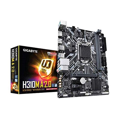 GIG 1151 H310 2XDDR4 3PCIe DP/HDMI MATX