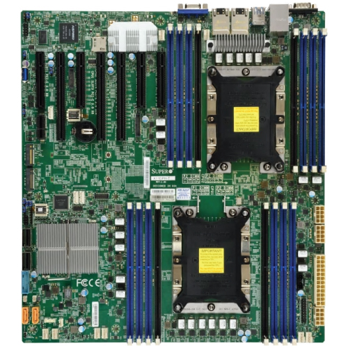 S.M Xeon  Dual 3647 Narrow Fan. 3YR
