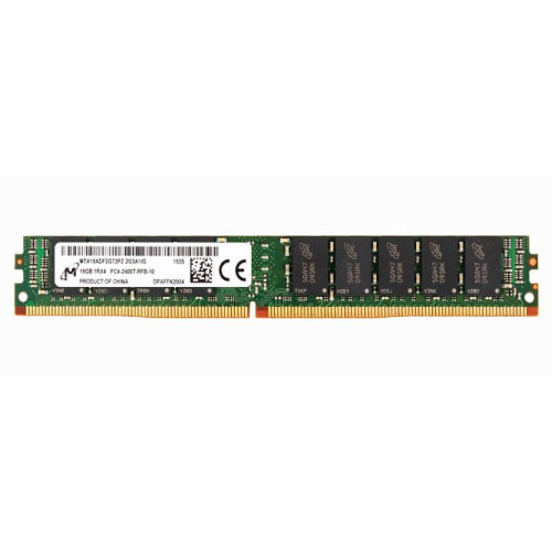16GB DDR-4 2400 MHz ECC REG.Micron