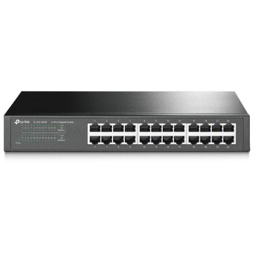Tp-Link 24 Port 10/1000 DSK/RMT Eco