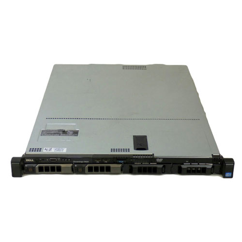 Dell 2x E5-2450 64GB-4x6TB SAS Raid 5