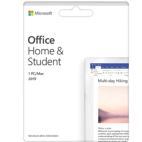 Microsoft Office Home Student 2019 Key