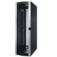 Dell 42U Rack Complete W/Key