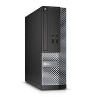 Dell i5 3rd Gen 8G-New 500 SSD-SFF-W10P