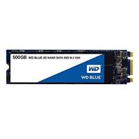 500GB SSD WD BLUE 3D SATA M.2 2280