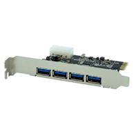 VisionTek 4 Port USB 3.0 PCIe