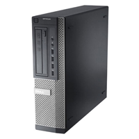 Dell i7 3rd Gen-16G-New 500 SSD-Slim-W10