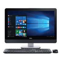 "Dell 23"" i5 4th Gen-16G New 512 SSD W10*"