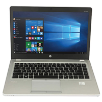 "HP 14"" i7 3rd Gen 16G-New 500 SSD-W10P"