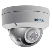 4MP 2.8mm IR M Dome IP67 DWDR Advidia