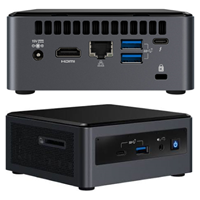 "Intel NUC I7-8565U 8GB  M.2/2.5"" READY"
