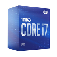 Intel I7-10700F 2.9 GHz 16MG SKT 1200 8C
