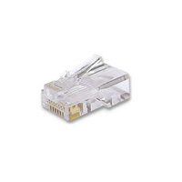Intellinet RJ45 Cat5E 100PC. 3-prong 15u