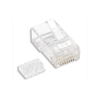 Techly  RJ45 Cat6 50PC. Connectors