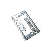 Metal Single Gang Wall Plate Bracket