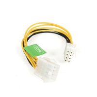 Techly 8 pin Power Extension Cable