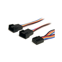 StarTech 12in 4 Pin Fan Power Splitter C