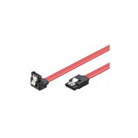 Techly 50cm SATA strt-90d Cable Mtl Clip