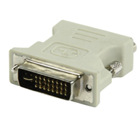 Video Adapter  M-DVI To F-VGA