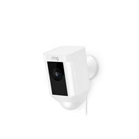 Ring Spotlight HD Camera Wired White
