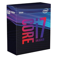 Intel I7-9700K 3.6GHz 12MG SKT 1151 8C