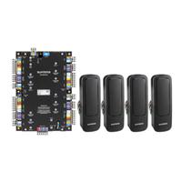 CoreStation 4Door Kit w/4 XPD2-MBD