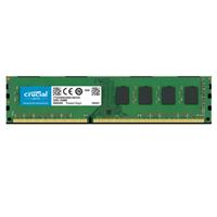 8GB DDR-3 1600 MHZ Crucial