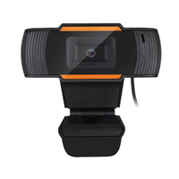 1080p 5mp Auto Focus Webcam USB 2.0