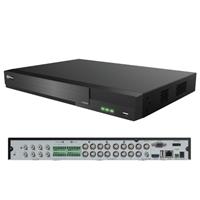 16 CH 8MP 4K 5-IN-1 DVR 2xSATA VITEK