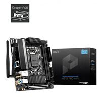 MSI 1200 H510I  2XDDR4 1PCIe HDMI M-ITX