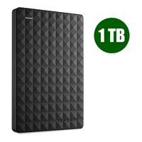 1TB Seagate 2.5 USB 3.0 EXT Expansion