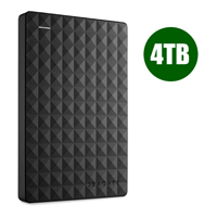 4TB Seagate 3.5 USB 3.0 EXT Expansion