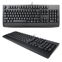Lenovo  USB Keyboard Black