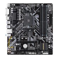 Gigabyte AM4 B450 4-DDR4 3PCIe Raid MATX