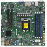 S M Xeon 1151 C246 M.2  MATX Dual Gb 8RS
