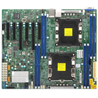 S.M Xeon  Dual 3647 8xDDR4 7 PCIe