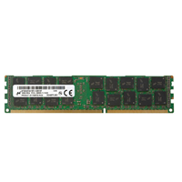 16GB DDR-3 1600 MHz ECC REG. Micron