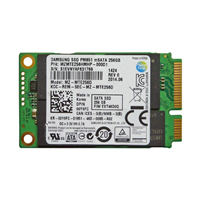256GB mSATA SSD Samsung