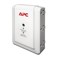 APC  6 Outlet SurgeArrest Essential