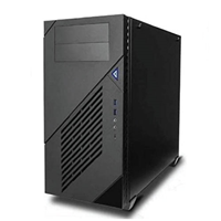 InWin Mid Tower Workstation NO/PS