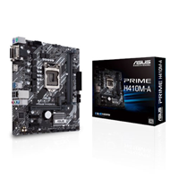 Asus 1200 H410M  2XDDR4 3PCIe VGA MATX