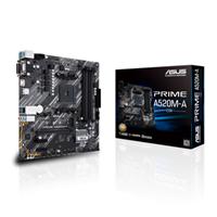 Asus A520M Ryzen AM4 2-DDR4 3PCIe MATX