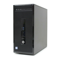 HP i5 6th Gen-8GB-New 500 SSD Tower-W10P