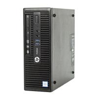 HP i5 6th Gen-8GB-New 500SSD SFF-W10P