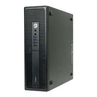 HP i5 6th Gen-8GB-New 500SSD Slim-W10P
