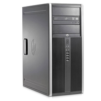 HP i7 3rd Gen 8GB-256GB SSD Tower No OS