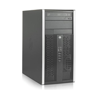 HP i7 3rd Gen-16G-New 500 SSD-Tower-W10P