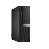 Dell i5 6th Gen-8GB-New 500 SSD-SFF-W10P